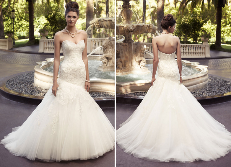 Fit Your Body Shape with Right Wedding Dress