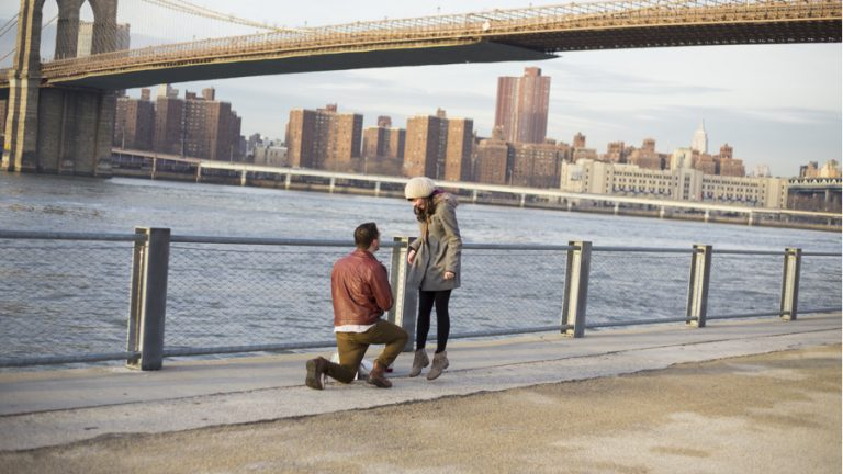 The benefits of planning of your marriage proposal